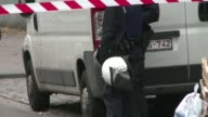 Belgian police detained for questioning one person on Wednesday following a new search in the troubled Brussels immigrant neighborhood of Molenbeek...