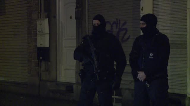 Belgian police launch a jihadist related anti terrorism operation in the eastern town of Verviers with reports saying several people had been killed