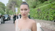 Bella Hadid at amfAR Gala Cannes 2017 at Hotel du CapEdenRoc on May 25 2017 in Cap d'Antibes France
