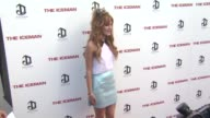 Bella Thorne at The Iceman Los Angeles Premiere 4/22/2013 in Hollywood CA