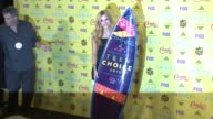 Bella Thorne at the Teen Choice Awards 2015 at USC Galen Center on August 16 2015 in Los Angeles California