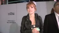 Bella Thorne departing The Host Premiere in Hollywood 03/18/13
