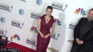 Bellamy Young at 44th NAACP Image Awards Arrivals on 2/1/13 in Los Angeles CA