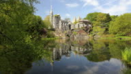 LS Belvedere Castle in Central Park / New York, New York, USA