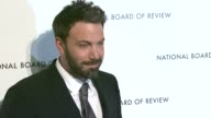 Ben Affleck 2013 National Board Of Review Awards Gala Arrivals at Cipriani Wall Street on January 08 2013 in New York New York
