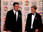 Ben Affleck and Matt Damon talk about their win for Good Will Hunting
