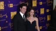 Ben Feldman and Michelle Mulitz at 21st Annual Art Directors Guild Excellence In Production Design Awards at The Ray Dolby Ballroom at Hollywood...