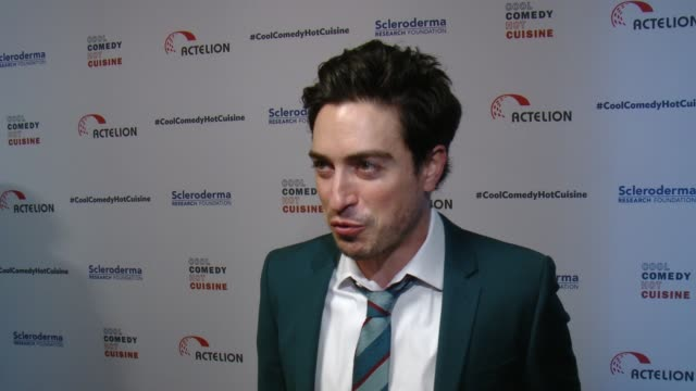 INTERVIEW Ben Feldman on why it was important for him to help honor Bob Saget and the work he's done for SRF why laughter makes the tough times a...