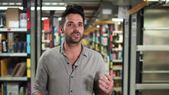 CLEAN Ben Haenow Visits Amazon's Peterborough Fulfilment Centre on November 24 2015 in Peterborough England