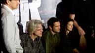 Ben Hur stage show at 02 Arena Abraham Copeland and McKinley pose with Ben Hur stars Sebastian Thrun and Lili Gesler