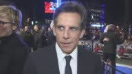 INTERVIEW Ben Stiller on his 'Blue Steel' look on making the sequel the celebrity cameos at 'Zoolander 2' UK special screening at Empire Leicester...