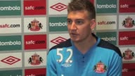 Bendtner unveiling and Everton manager David Moyes interviewISNTV Premier League Previews Week 6 Sunderland striker Nik bendtner and David Moyes on...