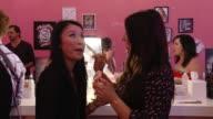 ATMOSPHERE Benefit Cosmetics And Vanessa Hudgens KickOff National Wing Women Weekend at Space 15 Twenty on September 26 2014 in Los Angeles California