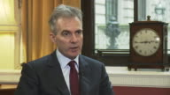Benjamin R Broadbent Deputy Governor at the Bank of England discusses how global changes directly affect the UK economy