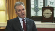 Benjamin R Broadbent Deputy Governor at the Bank of England speaking on the US administration shakeup and how so far it has had a positive impact on...