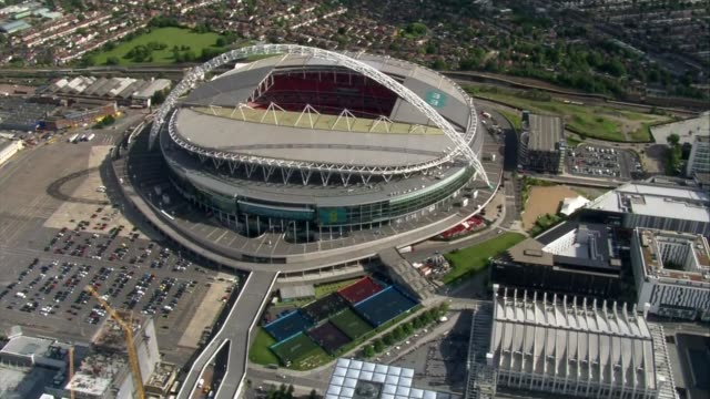 Bennell face new sexual assault charges / FIFA official fears problem could be global ENGLAND London Wembley Wembley Stadium