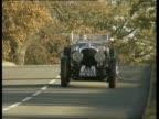 1932 Bentley Tourer