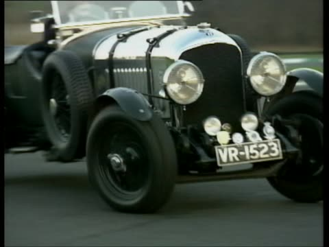 1932 Bentley Tourer