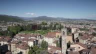 Bergamo Alta or the Bergamo Upper in Italy.