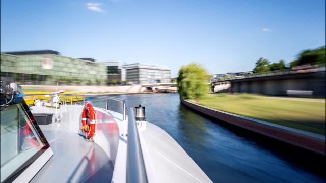 Berlin Boat Time Lapse
