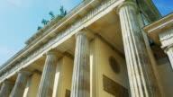 TU Berlin Brandenburg Gate (4K/UHD to HD)