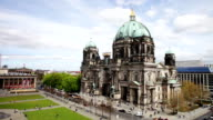 Berlin Cathedral - Aerial view