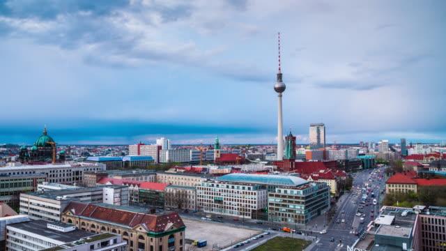 Berlin Cityscape , Germany