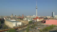 Berlin panoramic view - HD