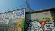 Berlin Wall, Grafitti, Murals, TD
