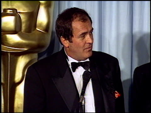 Bernardo Bertalucci at the 1988 Academy Awards at the Shrine Auditorium in Los Angeles California on April 1 1988