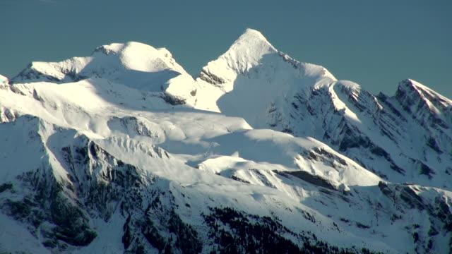 MS Bernese alps  at winter / Grindelwald, Bernese Oberland, Switzerland