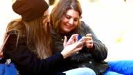 HD: Best Friends Having Fun, Showing Photos