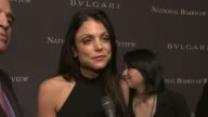 Bethany Frankel on what brings her out tonight being exciting to attend the event a fan of slum dog millionaire at the The 2008 National Board of...