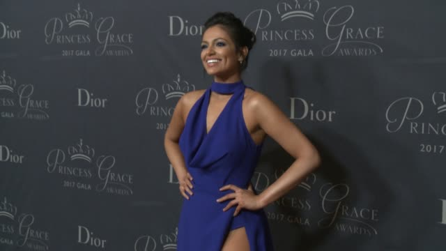 Bethany Mota at 2017 Princess Grace Awards Gala With Presenting Sponsor Christian Dior Couture at The Beverly Hilton Hotel on October 25 2017 in...