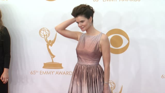 Betsy Brandt at 65th Annual Primetime Emmy Awards Arrivals on 9/22/2013 in Los Angeles CA