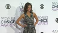 Betsy Brandt at the People's Choice Awards 2016 at Nokia Plaza LA LIVE on January 6 2016 in Los Angeles California