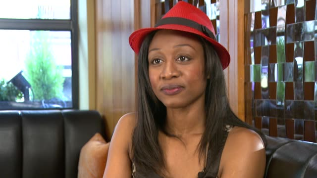 Beverley Knight on being invited and inviting others on to the stage to sing and more at the Beverley Knight Interview at London England