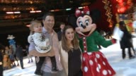 Beverley Mitchell at Disney On Ice Presents Let's Celebrate Presented By Stonyfield YoKids Organic Yogurt in Los Angeles CA