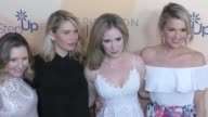 Beverley Mitchell Willa Ford Ashley Jones and Ali Fedotowsky at The Step Up 14th Annual Inspiration Awards at The Beverly Hilton Hotel on June 02...