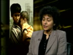 Chemical plant continues to leak/Survivors still awaiting compensation ITN ENGLAND London INT Irene Khan interview SOT We would like to see more...