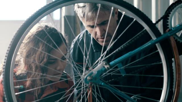 Fahrrad Mechaniker
