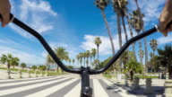 Bicycle Ride on Venice Beach