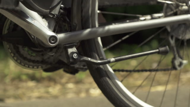 SLOW MOTION: Bicycle