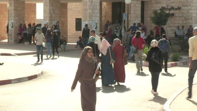 Bierzet University Scholars, Ramallah, Palestine