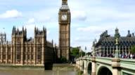 Big Ben e il Parlamento a Londra