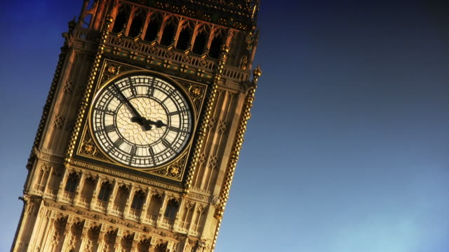 Big Ben Clock Tower (London, England)