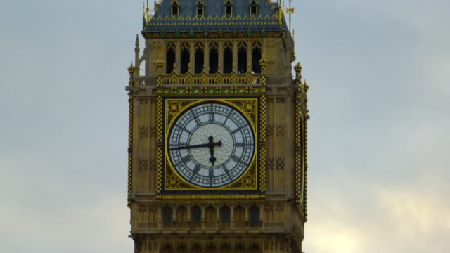 Big Ben top-down