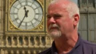 Big Ben's bongs to be silenced for four years during major renovation work Ian Wentworth interview SOT Tom Brake MP interview SOT