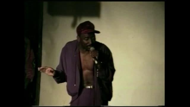 Big Daddy Kane Performs 'Smooth Operator' 1990 New York City