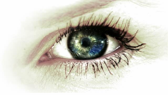 big eye with nice reflection HD